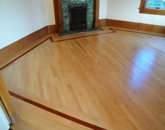 Hardwood Floor Done By Inter County Flooring