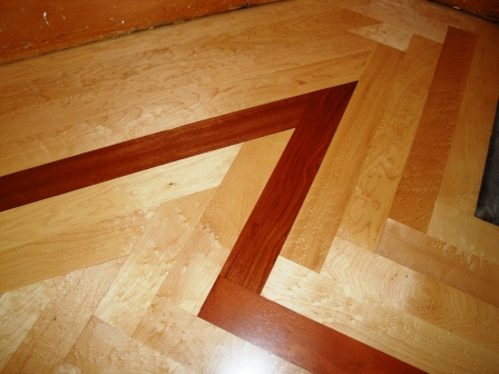 Inter county flooring eureka ca serving humboldt county for Hardwood floor designs borders